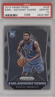 Rookies - Karl-Anthony Towns [PSA10GEMMT]