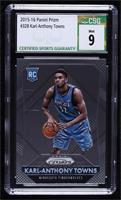 Rookies - Karl-Anthony Towns [CSG9Mint]