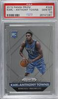 Rookies - Karl-Anthony Towns [PSA 10 GEM MT]
