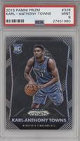 Rookies - Karl-Anthony Towns [PSA 9]
