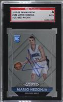 Rookies - Mario Hezonja [SGC Authentic Authentic]