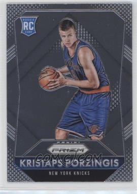 2015-16 Panini Prizm - [Base] #348 - Rookies - Kristaps Porzingis