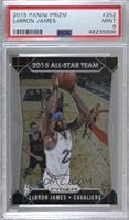 All-Star Team - LeBron James [PSA9MINT]
