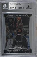 All-Star Team - Kevin Durant [BGS 9 MINT]