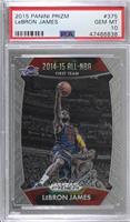 All-NBA Team - LeBron James [PSA10GEMMT]