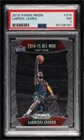 All-NBA Team - LeBron James [PSA7NM]