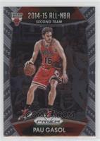 All-NBA Team - Pau Gasol