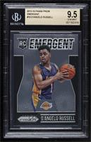 D'Angelo Russell [BGS 9.5 GEM MINT]