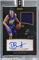 Devin Booker [Uncirculated] #/25