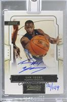 Sam Young (2009-10 Panini Classics) /149 [Buy Back]