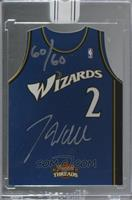 John Wall (2010-11 Panini Threads) [Buy Back] #/60