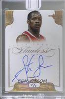 Steve Francis (2012-13 Panini Flawless Flawless Signatures Gold) [BuyBack…