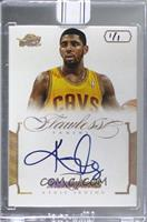 Kyrie Irving (2012-13 Panini Flawless Inscriptions Platinum) [BuyBack] #/1
