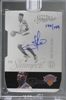 Iman Shumpert (2012-13 Panini Signatures) /149 [BuyBack]