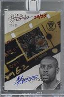 C.J. Watson (2012-13 Panini Signatures) /25 [Buy Back]