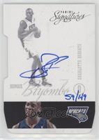 Bismack Biyombo (2012-13 Panini Signatures) /149