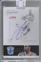 Lance Thomas (2012-13 Panini Signatures) /99 [BuyBack]
