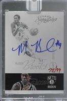 MarShon Brooks (2012-13 Panini Signatures) /99 [Buy Back]