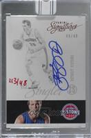 Kyle Singler (2012-13 Panini Signatures) /48 [BuyBack]