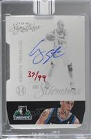 Greg Stiemsma (2012-13 Panini Signatures) /99 [Buy Back]