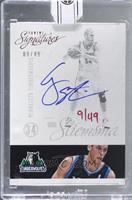 Greg Stiemsma (2012-13 Panini Signatures) [BuyBack] #/49