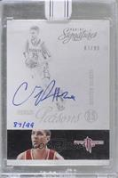 Chandler Parsons (2012-13 Panini Signatures) [Uncirculated] #/99