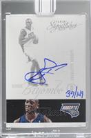 Bismack Biyombo (2012-13 Panini Signatures) [Buy Back] #/149