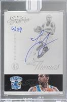 Lance Thomas (2012-13 Panini Signatures) [BuyBack] #/149