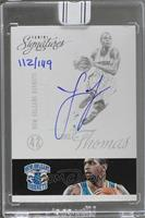 Lance Thomas (2012-13 Panini Signatures) [Buy Back] #/149