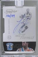 Lance Thomas (2012-13 Panini Signatures Die-Cut) [BuyBack] #/149