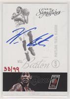 Will Barton (2012-13 Panini Signatures) #/99