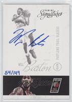 Will Barton (2012-13 Panini Signatures) #/149