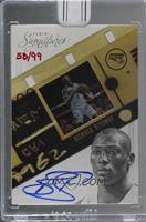 Bismack Biyombo (2012-13 Panini Signatures Film) [Buy Back] #/99