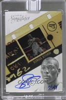Bismack Biyombo (2012-13 Panini Signatures Film) [Buy Back] #/149