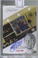 Kyle Singler (2012-13 Panini Signatures Film) [BuyBack] #/99