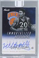 Michael Ray Richardson (2014-14 Panini Intrigue) /1 [ENCASED]