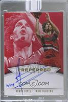 Robin Lopez (2013-14 Panini Preferred Preferred Signatures Red) [BuyBack]…