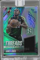 James Jones (2013-14 Panini Spectra) /149 [Buy Back]