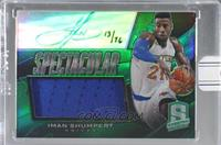Iman Shumpert (2013-14 Panini Spectra) /76 [Buy Back]