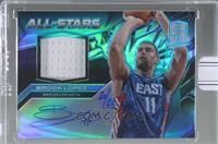 Brook Lopez (2013-14 Panini Spectra All-Stars Jersey Autographs) [Uncirculated]…