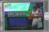 Charles Oakley (2013-14 Panini Spectra Spectacular Swatch Signatures) [Buy…