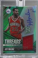Jeff Malone (2013-14 Panini Spectra Threads Autographs) [BuyBack] #/145