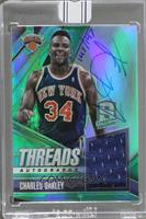 Charles Oakley (2013-14 Panini Spectra Threads Autographs) [BuyBack] #/147
