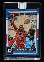 Kevin Durant (2015-16 Panini Donruss) [Buy Back] #/5