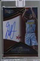 Gary Harris (2015-16 Panini Select Select Signatures) [BuyBack] #/49