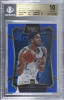 Concourse - Karl-Anthony Towns [BGS 10 PRISTINE] #/249