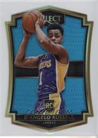 Premier Level Die-Cut - D'Angelo Russell /199