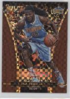 Courtside - Kenneth Faried #/49