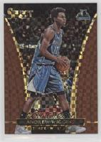 Courtside - Andrew Wiggins #/49