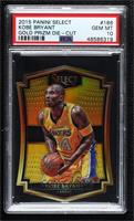 Premier Level Die-Cut - Kobe Bryant [PSA 10 GEM MT] #/10